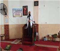 أطباء غزة يعتلون منابر المساجد للتوعية من كورونا