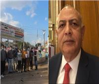 حزب «المؤتمر» يواصل حملاته لتعقيم المساجد والمحلات في الشرقية
