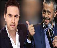 فيديو| وائل جسار: «جورج وسوف قالي انجح بعيد عني»