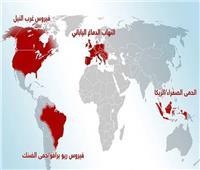 استشاري أمراض المناعة: مصر خارج خريطة الأوبئة العالمية