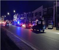 غلق وتشميع مطعم في السويس بسبب الاستمرار في العمل بعد السابعة