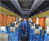 قطاع الأعمال: إجراءات وقائية مشددة بشركات نقل الركاب لمواجهة «كورونا»