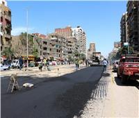 محافظ القاهرة: انتهاء نسبة أعمال شارع جسر السويس بنسبة ٧٠٪