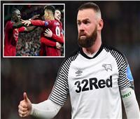 واين روني: ليفربول يستحق الفوز بلقب البريميرليج