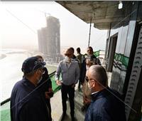 صور  الاسكان: جارٍ تنفيذ الدور الـ42 بأحد الأبراج بالعلمين الجديدة