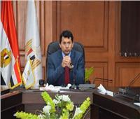 وزارة الرياضة تطلق حملة قومية لممارسة الرياضة «online»