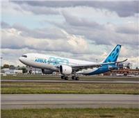 طائرة إيرباص A330-800 تقوم بنقل حوالي 2 مليون قناع من تيانجين إلى أوروبا