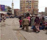 طوخ تتحدى محافظ القليوبية بـ«الأسواق».. ومجلس المدينة: كله تمام