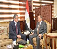 وزيرا التنمية المحلية والسياحة يبحثان عددًا من ملفات التعاون في المحافظات