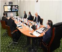 وزير البترول يرأس اجتماع بتروجيتبالفيديوكونفرانس خوفا من كورونا