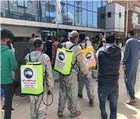 محافظ الفيوم يطلق مبادرة «ايد واحدة ضد الكورونا» بمشاركة المجتمع المدني