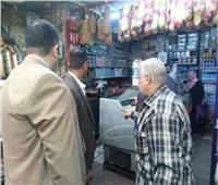 نائب محافظ القاهرة يتفقد توفير السلع الغذائية