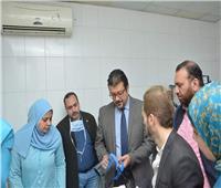 سلبية نتائج تحاليل الأطباء والممرضات بمستشفى جامعة المنصورة