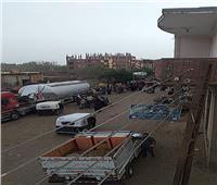 امسك مخالفة| زحام في سوق هورين ببركة السبع