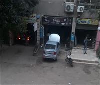 امسك مخالفة  ورش السيارات تخالف حظر التجوال في مدينة نصر