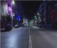 فيديو| كاميرا «بوابة أخبار اليوم» ترصد شوارع القاهرة قبل تطبيق حظر التجوال