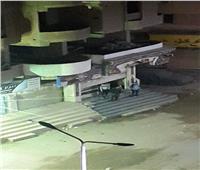 امسك مخالفة | محل محمصات يخترق حظر التجوال في كعابيش