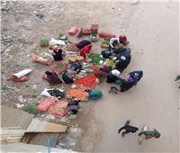 امسك مخالفة| سوق دسوق يخالف قرار مجلس الوزراء