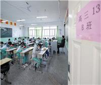 بالكمامة.. طلاب الصين يستأنفون الدراسة بالمدارس