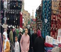 امسك مخالفة| زحام كبير في سوق 23 يوليو بشبرا الخيمة