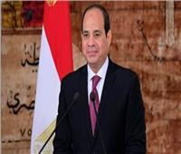 الرئيس السيسي يشكر المصريين وأجهزة الدولة لاستجابتهم السريعة لحظر التجوال