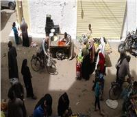 امسك مخالفة | «سوق الأربعين» في أسيوط يخالف قرار مجلس الوزراء