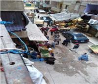 امسك مخالفة | سوق شارع عشرة يخالف قرار مجلس الوزراء