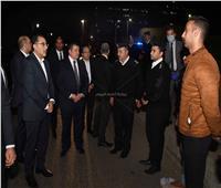 صور وفيديو  تفاصيل جولة رئيس الوزراءلمتابعة تطبيق إجراءات حظر التجوال والالتزام بغلق المحال
