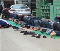 امسك مخالفة | مسجد آل عمران في بورسعيد لا يلتزم بقرار الأوقاف والأزهر