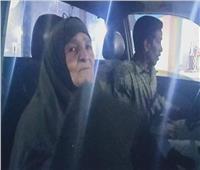 «أمن نجع حمادي» يوصل مسنة لمنزلها بعد توقف المواصلات