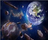 4 كويكبات تهدد الأرض بكارثة غدًا