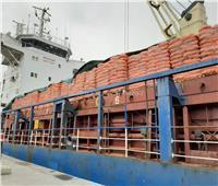 صور| رغم إجراءات كورونا.. انتظام حركة السفن بميناء الإسكندرية