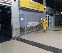 أعمال صيانة شاملة للبنية التحتية والشبكات بالمطارات المصرية