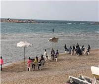 صور| بسبب «كورونا».. الشواطئ المصرية تنذر بكارثة