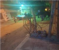 امسك مخالفة  شباب وأطفال يخترقون حظر التجوال في العصافرة