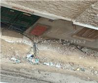 صور.. «سكان فيصل» للمسئولين: أنقذونا من كابلات الكهرباء المكشوفة