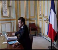 الرئيس الفرنسي يدعو إلى «شراكة مالية أوروبية» لمواجهة كورونا