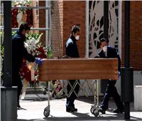 إسبانيا :832 حالة وفاة بفيروس كورونا في يوم واحد