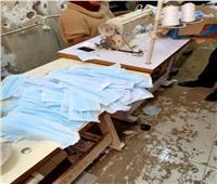 حبس مُمرض يدير مصنع ماسكات طبية غير مطابقة للمواصفات بدمياط