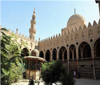 حقيقة سقوط مأذنة أحد المساجد الأثرية بالدرب الأحمر