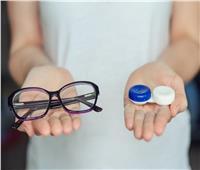 للحماية من كورونا.. النظارات الطبية أفضل من العدسات اللاصقة