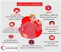 الهلال الأحمر يبث فيديوهات توعية بعدة لغات لمكافحة فيروس «كورونا»