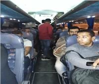 وزير النقل يتابع نقل ركاب قطارى الأقصر وأسوان عبر أتوبيسات السوبرجيت
