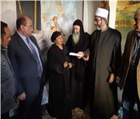 « الجمعية الشرعية» تقدم مليونًا و725 ألف جنيه لضحايا السيول