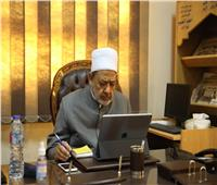 بعد قليل.. الإمام الأكبر يلقي كلمة تلفزيونية حول انتشار فيروس «كورونا»