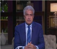 فيديو| الإبراشي| خلافي مع وزير النقل ليس شخصيًا وما يشغلنا المصلحة الوطنية