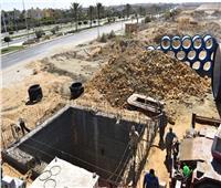 رئيس الجهاز: الانتهاء من تنفيذ عدَّاية نفقية لأهم مشروعات مرافق مدينة الشروق