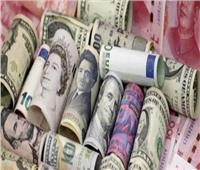 ارتفاع أسعار العملات الأجنبية.. واليورو يسجل 17.34 جنيه