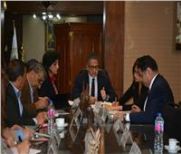 العناني يترأس اجتماع لجنة إدارة الأزمات بقطاع السياحةلمواجهة الكورونا