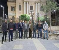 تشكيل لجنة إغاثة من شباب كفر الزيات